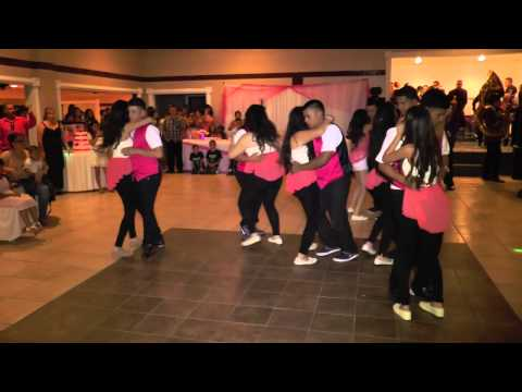 Baile Sorpresa de Quinceanera - El biper el biper el biper el biper el biper