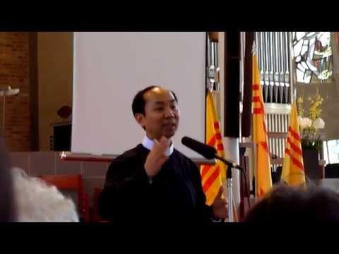 Lm Nguyen van Khai, Waalwijk 04 may 2014 phan 1