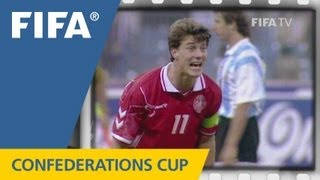 The Story of the FIFA Confederations Cup: 1995