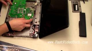 Toshiba Satellite Power Problem FIX (DC Jack) Replacement