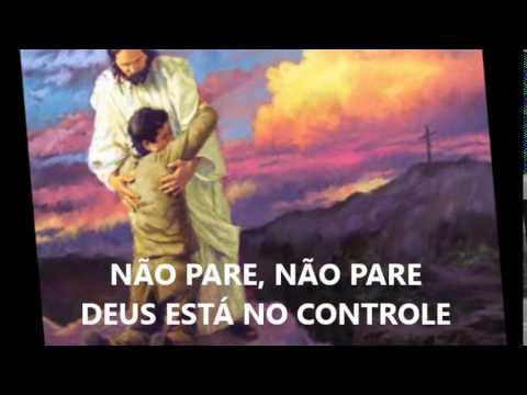 Ronaldo Santos - Não pare ( Legendado )