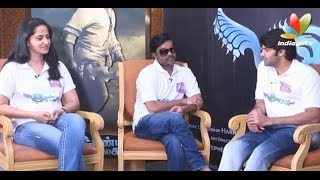 Selvaraghavan, Arya and Anushka In Conversation With Bosskey | Reveals Irandam Ulagam Stories