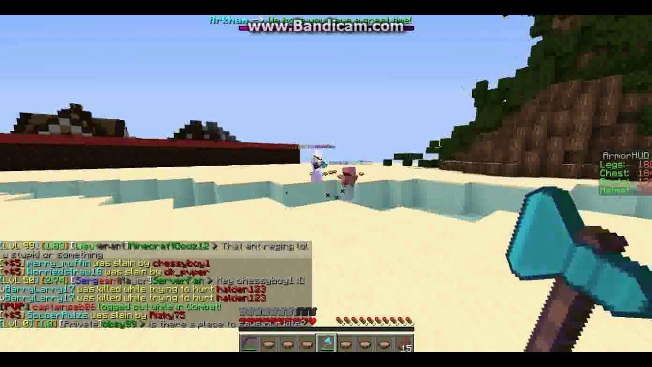 ArkhamNetwork unknown Minecraft Server