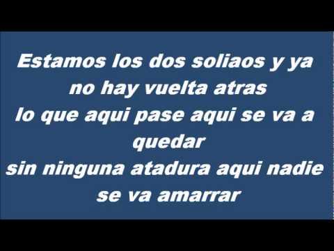 Lyrics of la loba