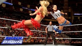 The Bella Twins Vs. Natalya & Summer Rae: SmackDown, March