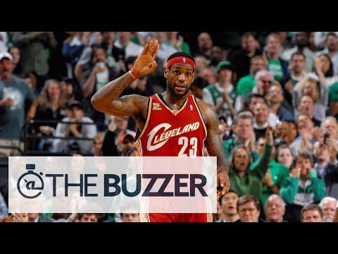 LeBron James Heading Back to Cleveland - @TheBuzzeronFOX