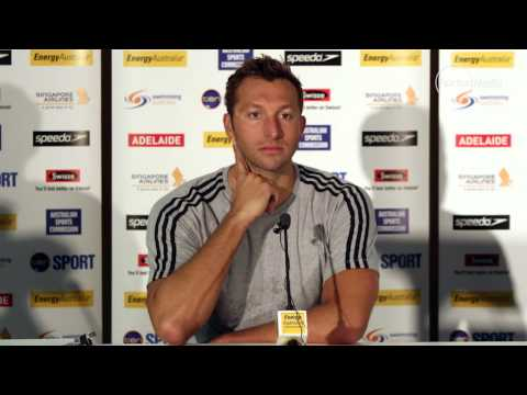 Ian Thorpe's management company has denied