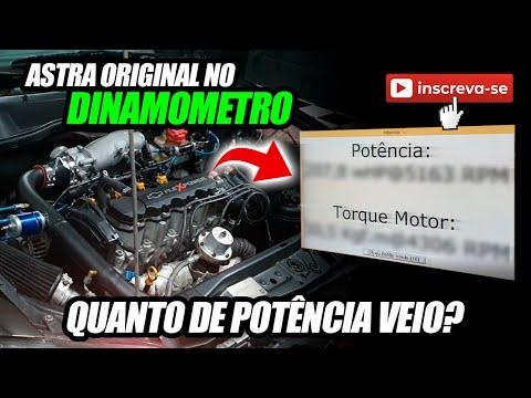 Dynoday Astra original com Injepro S4500 - Quanto conseguimos extrair?