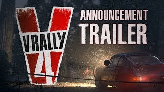V-Rally 4 - Announcement Trailer