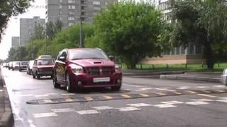 Тест драйв Dodge Caliber