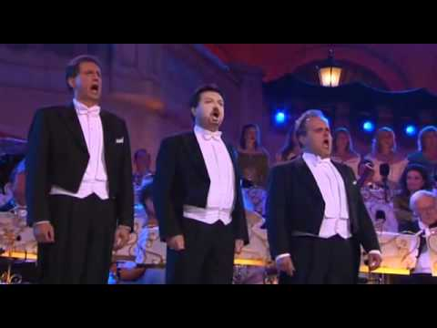 ANDRE RIEU & JSO / THE PLATIN TENORS - THE IMPOSSIBLE DREAM (THE MAN FROM LA MANCHA)