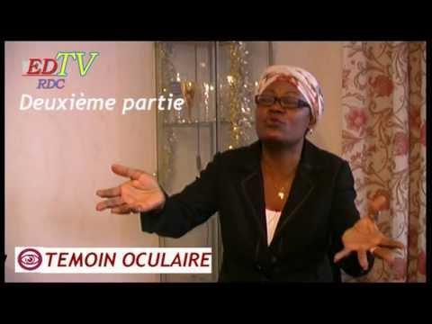 TEMOIN OCULAIRE DEUXIEME PARTIE: Une candidate député parle des élections Congolaise