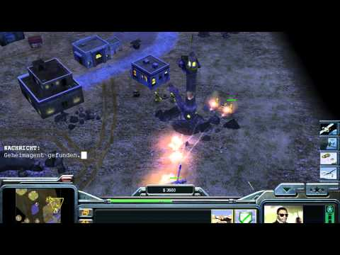 Let`s play Command and Conquer Generäle Die Stunde Null (WA) Part 13