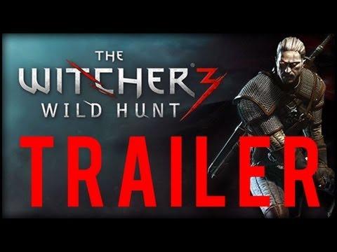 В сети появился новый CG трейлер The Witcher 3: Wild Hunt