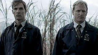 True Detective (Starring Matthew McConaughey) HBO Series