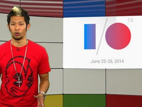 Googlicious - Nexus 8 at Google I/O 2014?