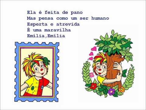 Emília, a boneca gente