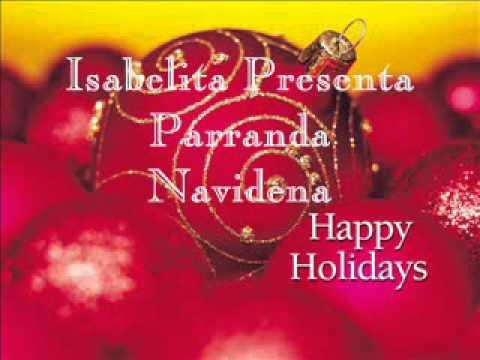 Isabelita Presenta Parranda Navidena Mix