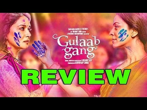 'Gulaab Gang' Public Review