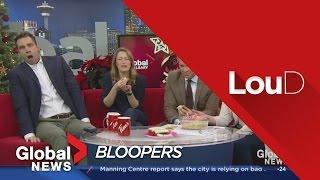 Global News Bloopers