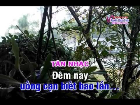 Karaoke tân cổ - ĐOẠN BUỒN ĐÊM MƯA -  JIMMY TRAN