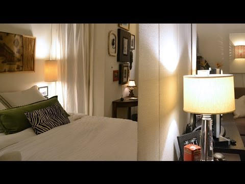 Small space living my nyc studio apartment season 1 ep 15 youtube - Youtube small spaces set ...