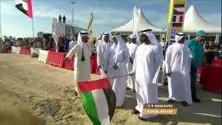 Day 1 (HD) - Abu Dhabi Desert Challenge 2014