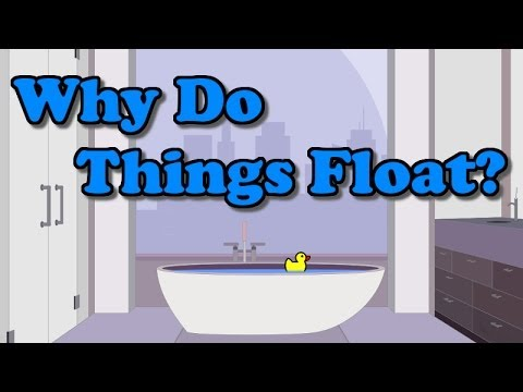 Why Do Things Float? - YouTube