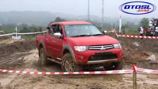 Test Ride Mitsubishi Strada Triton Exceed Hi Power