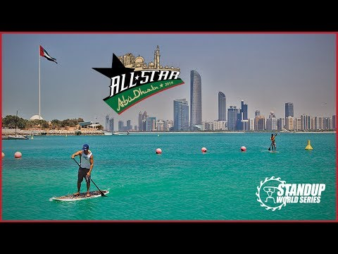 Abu Dhabi All Stars - Stand Up World Series Day 2