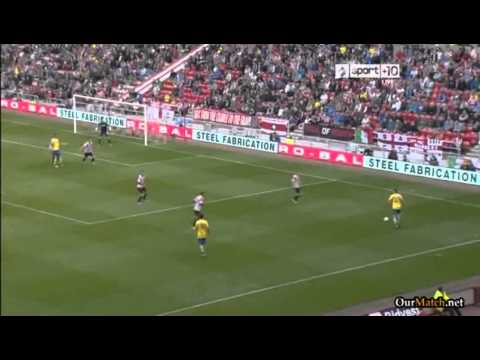 Arsenal vs Sunderland 3-1 Goals & Highlights 14/09/13