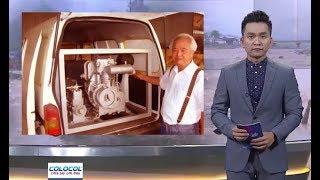 Thế giới thán phục - Người Việt và là người đầu tiên trên thế giới chế ôtô chạy bằng nước lã