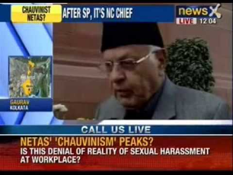 Sexual assault allegation : Farooq Abdullah kicks up controversy - NewsX