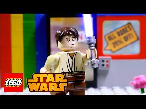 LEGO Star Wars: Návrat svetelného meča