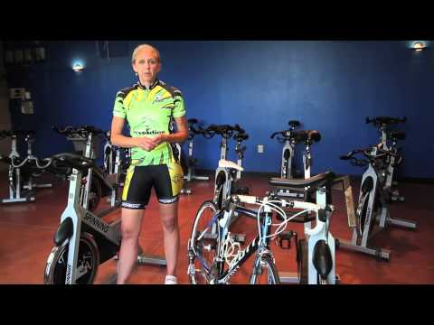 What Is Spinning vs. Bicycling? : Biking & Indoor Cycling Tips