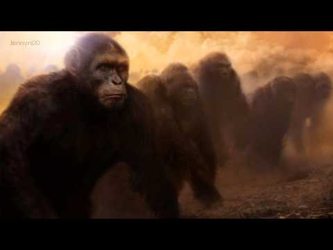 Superhuman - Where It Ends (Dawn of the Planet of the Apes Trailer Music)
