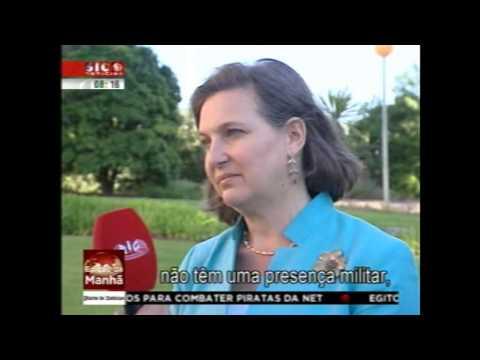 Assistant Secretary Victoria Nuland (SIC Noticias)