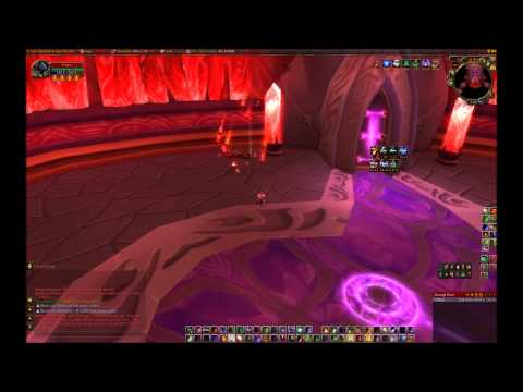 Warlock solo Kael'thas Sunstrider