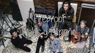 Fireproof One Direction Letra En Inglés Y Español