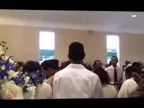 Zemarit Zerfe Kebede and Deacon ZeGabriel Alemayehu Wedding