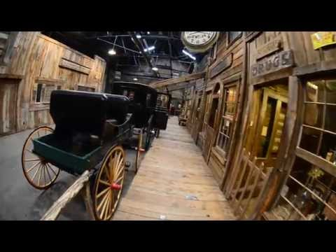 Wild West Ghost Town Colorado Springs Walkthrough