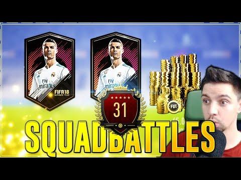 FIFA 18 Squad Battles Top 100 Belohnungen! #2 🔥🔥🔥 FIFA 18 Ultimate Team Squad Battles