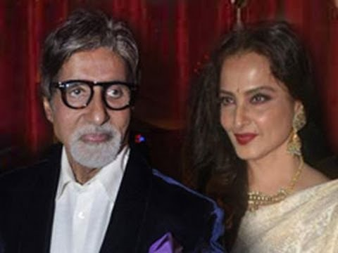Amitabh Bachchan comments on Rekha