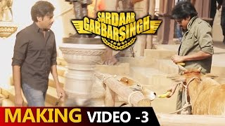 Sardaar-Gabbar-Singh-Making-Video-3