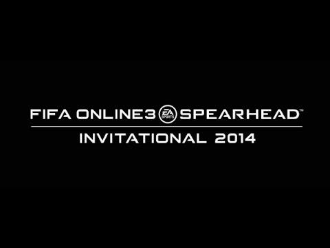 FIFA Online 3 Spearhead Invitational 2014 [ DAY 3 ]