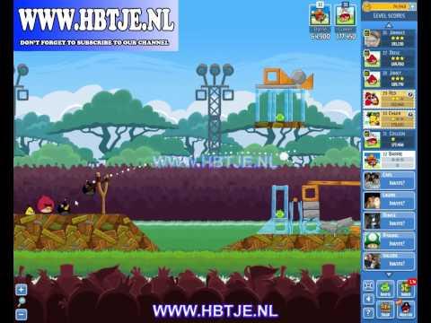 Angry Birds Friends Tournament Level 6 Week 115 (tournament 6) no power-ups