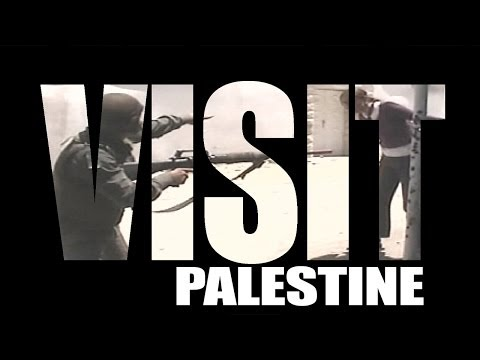 The Israel/Palestine Activists Who Became Human Shields