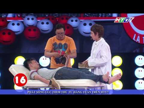 CƯỜI LÀ THUA - TẬP 07 - (19/11/2014) - Thúy Nga, Mai Sơn - Thu Trang, Hà Linh