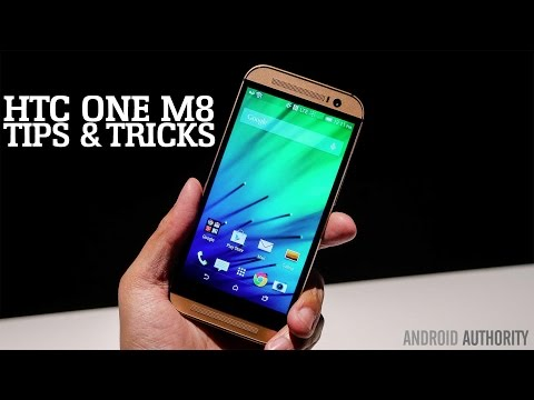 HTC One (M8) Tips and Tricks!