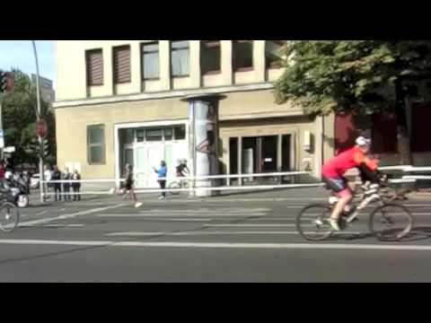 Berlin Marathon 2016 Kipsang, Bekele slow motion